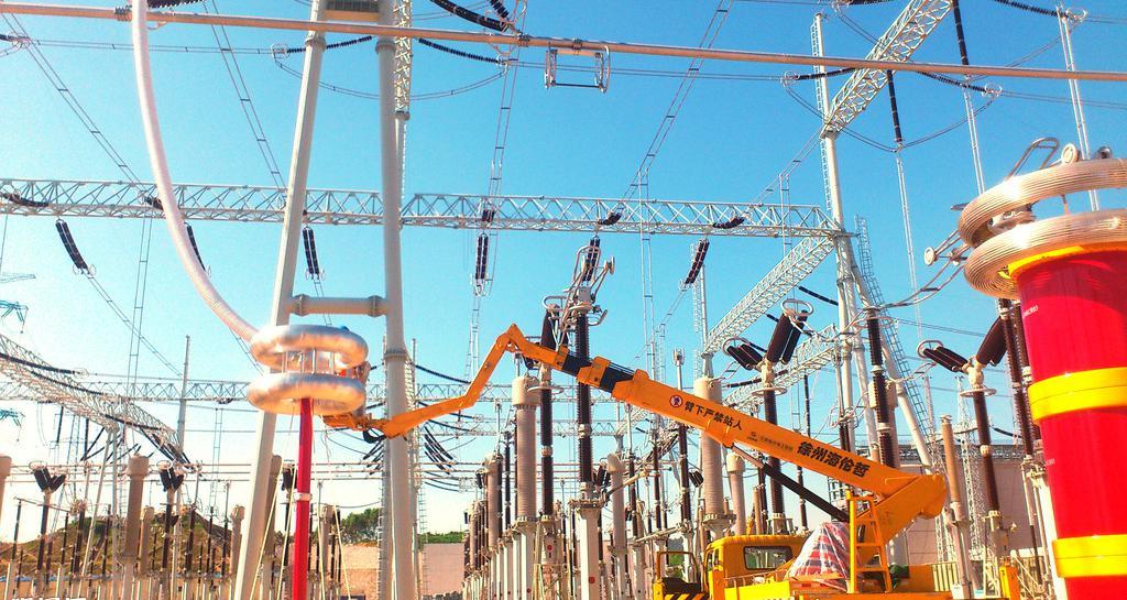 東莞·鬆山湖供電分局2013年配電網修理和搶修